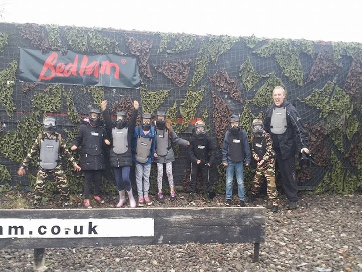 Bedlam Paintball Cobham
