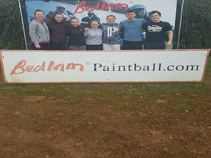 Bedlam Paintball Exeter