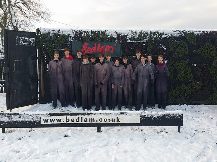 Bedlam Paintball Formby