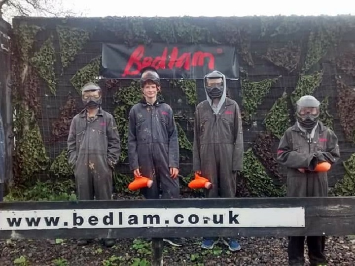Bedlam Paintball Lathom