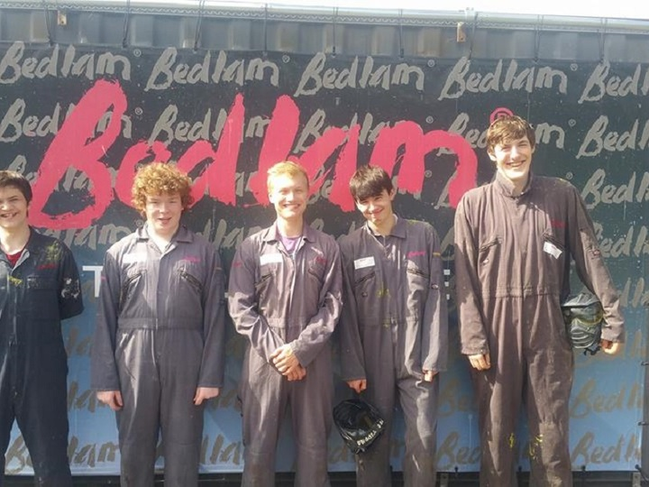 Bedlam Paintball Manchester Bolton