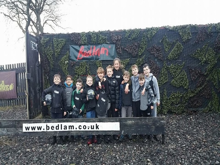 Bedlam Paintball Northwold