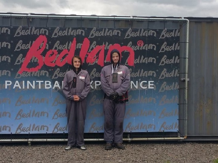 Bedlam Paintball Newbury