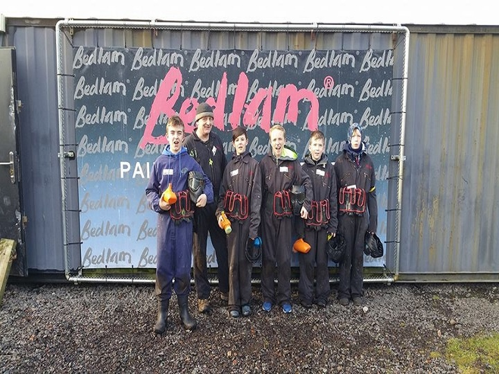Bedlam Paintball Newton Abbot