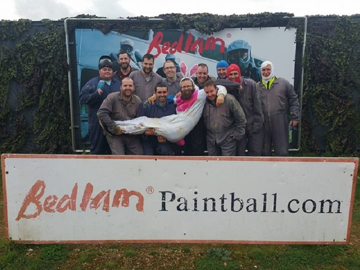 Bedlam Paintball Redditch