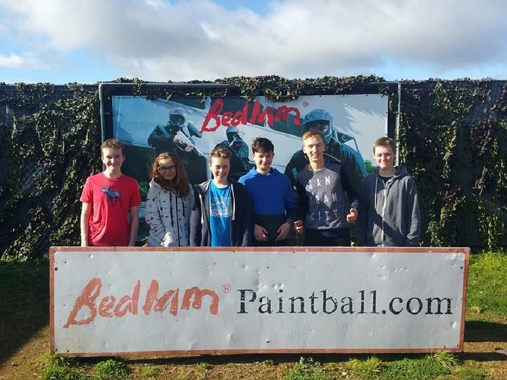 Bedlam Paintball Watford Hertfordshire