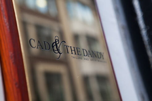 cad and the dandy savile row
