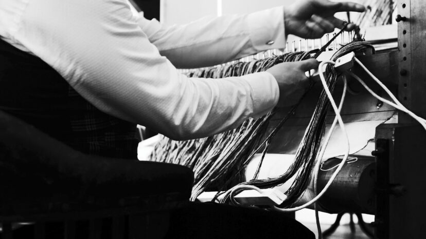 cad and the dandy cloth weaving savile row