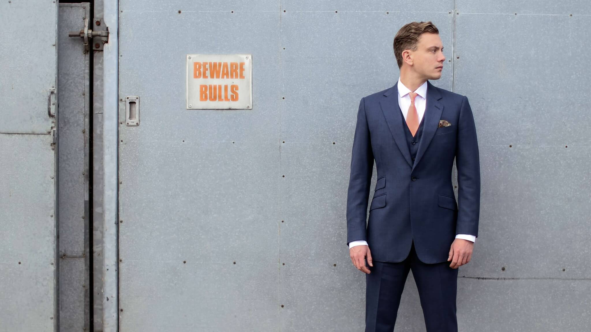 Cad & The Dandy | Bespoke Business Suits - Cad & The Dandy Savile Row