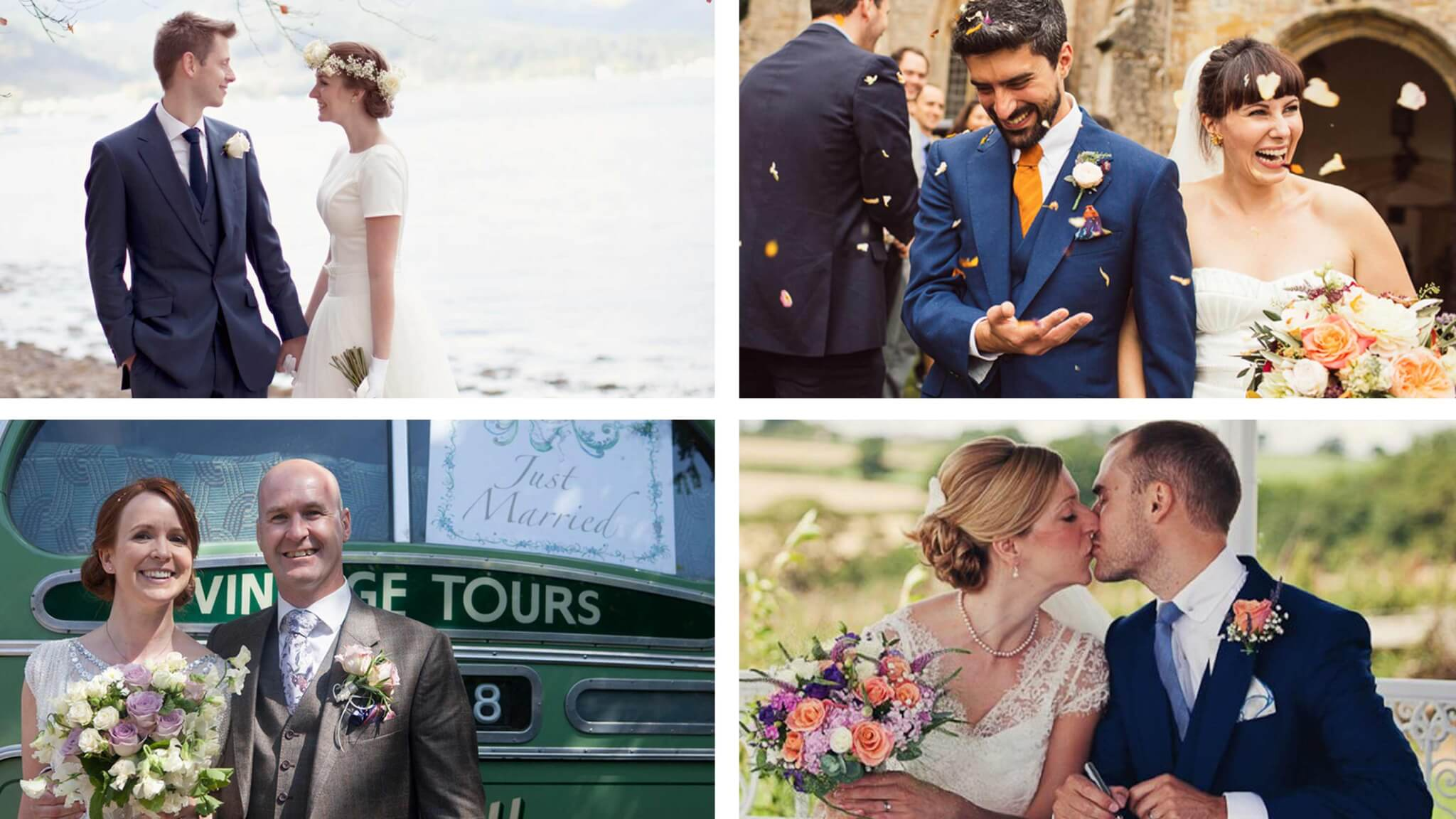 Bespoke Tailored Wedding Suits