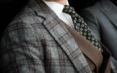 Bespoke Tweed Shooting Jacket