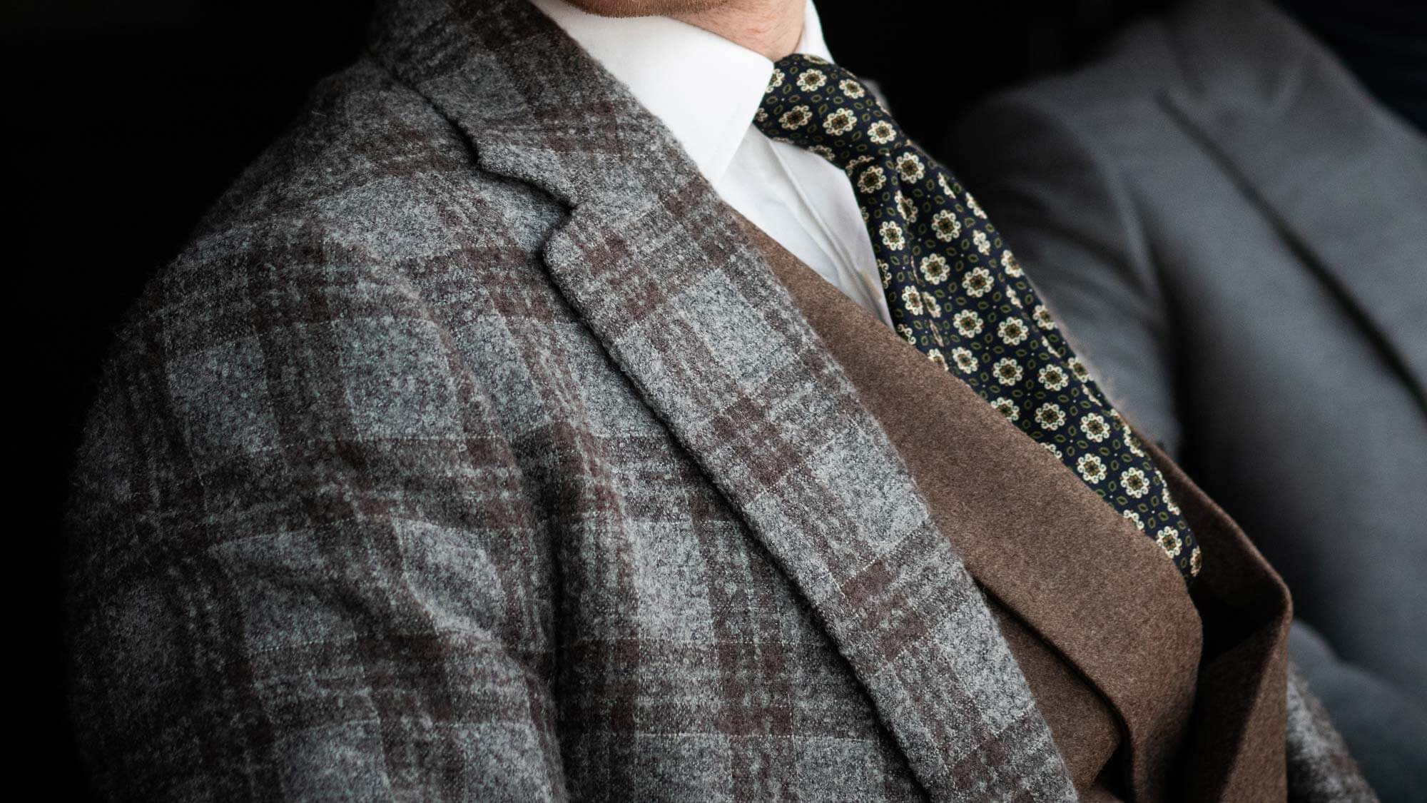 Bespoke Tweed Separates