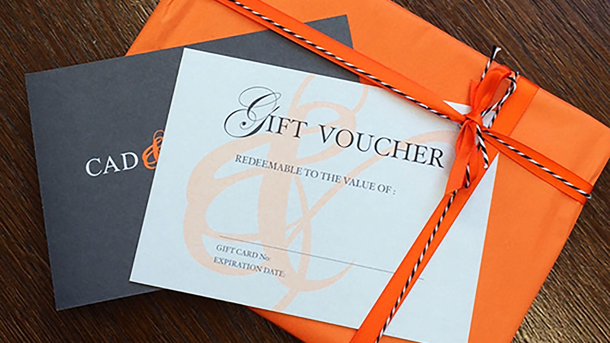 Cad & The Dandy | Gift Voucher - Semi Bespoke Suit - Cad ...