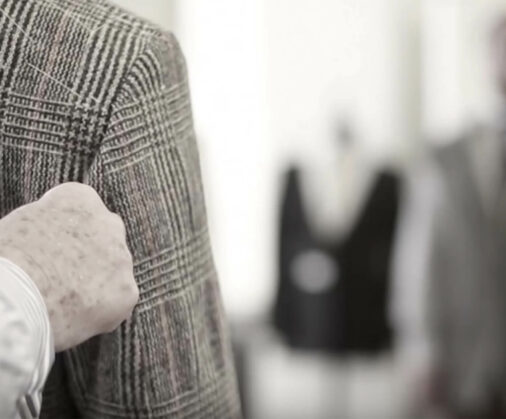 cad and the dandy bespoke jacket fitting