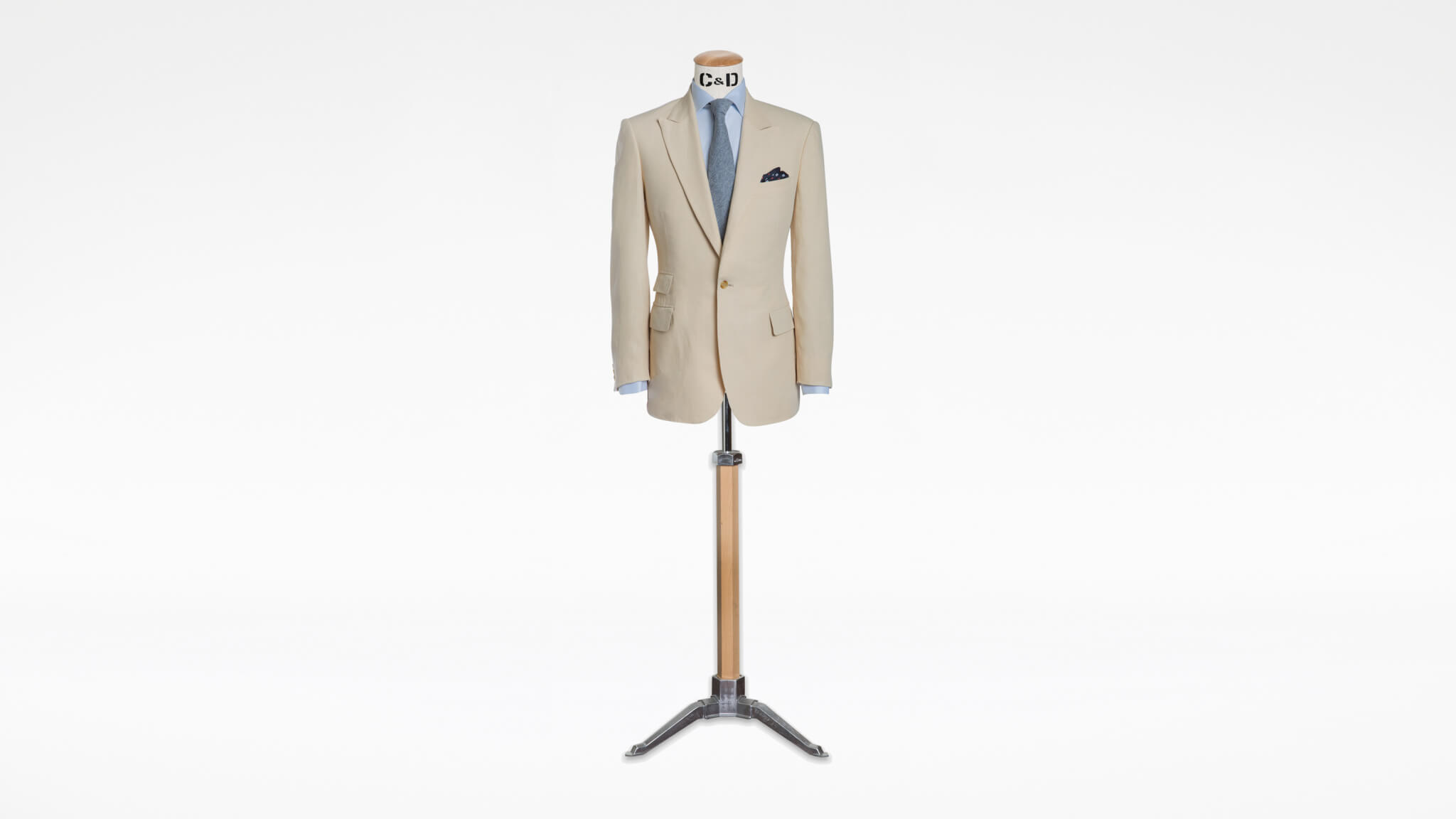 Bespoke Linen Jacket