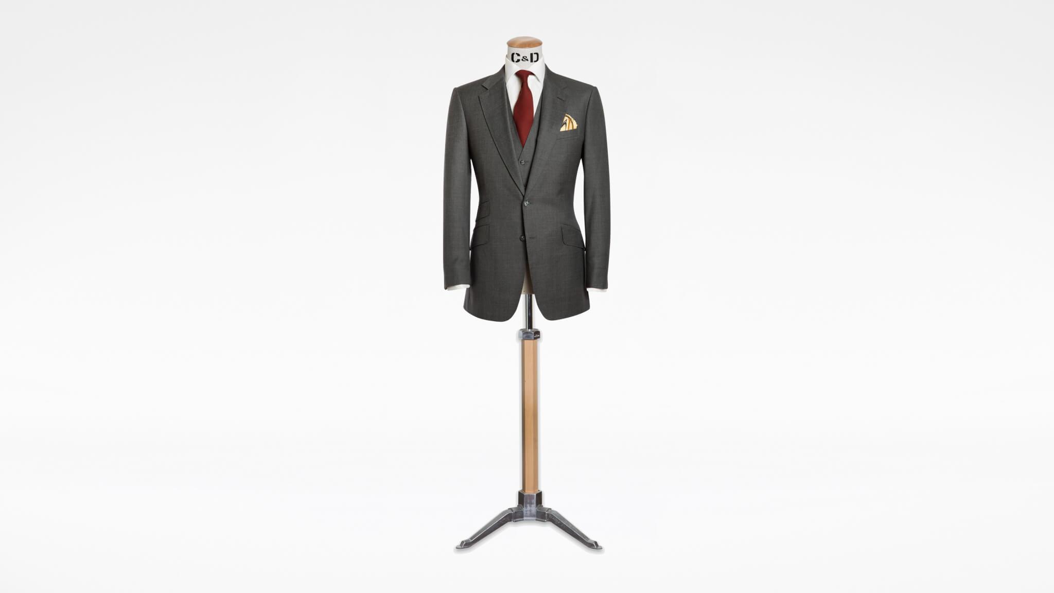 Bespoke Work Suit