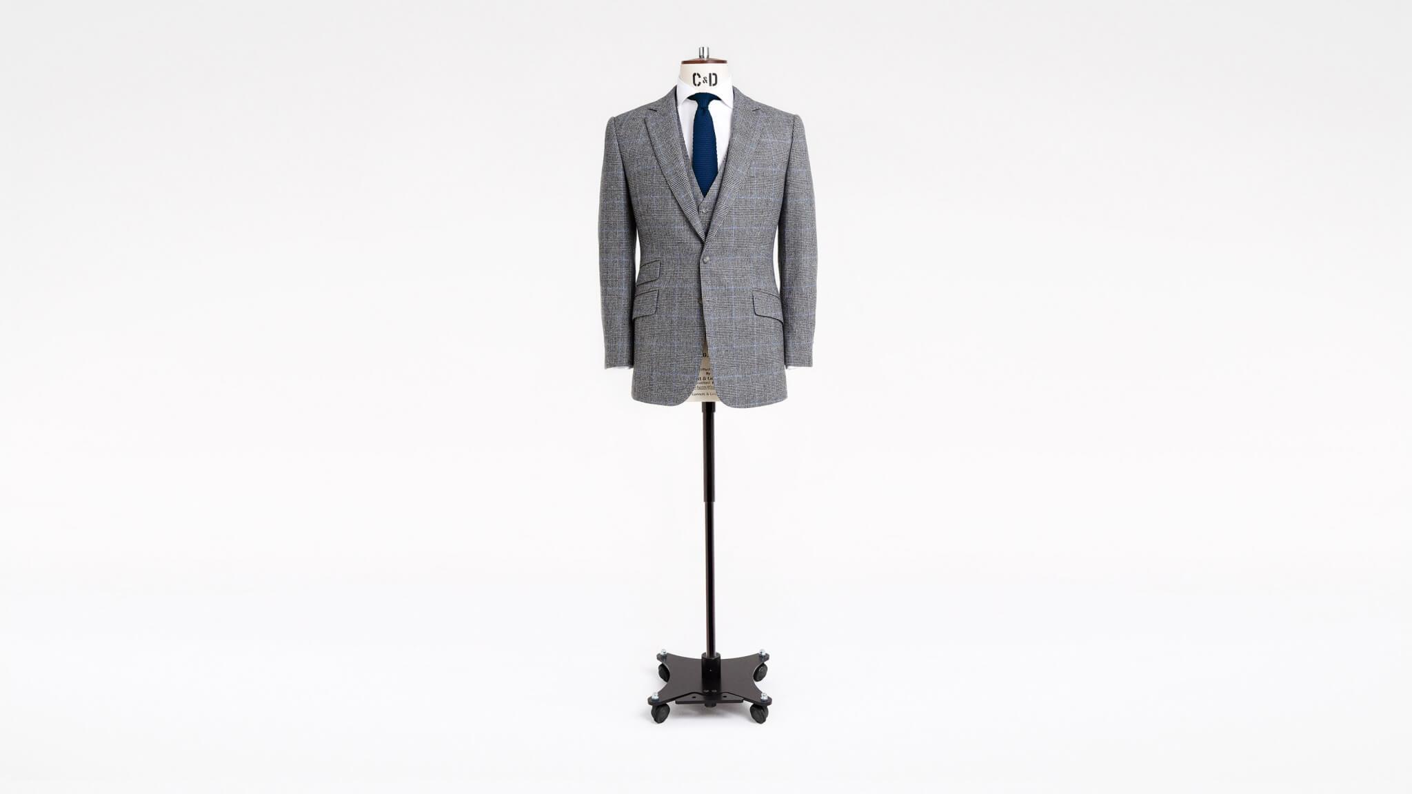 Bespoke Tweed Suit