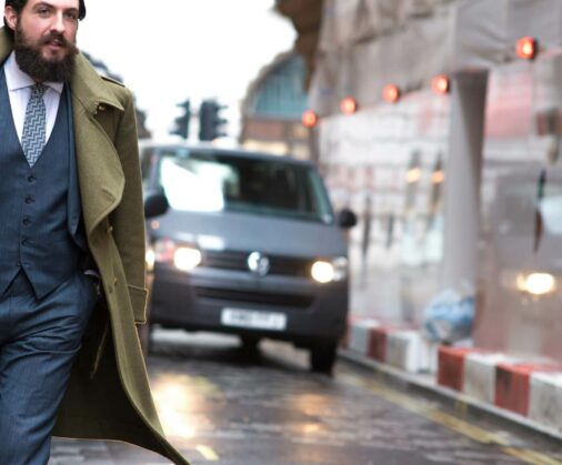 Bespoke Overcoat Styles