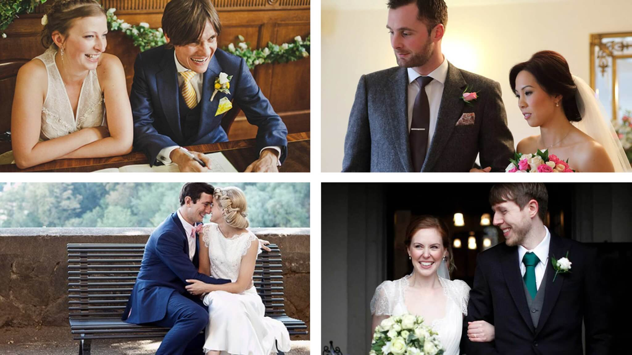 Tailored Wedding Suits