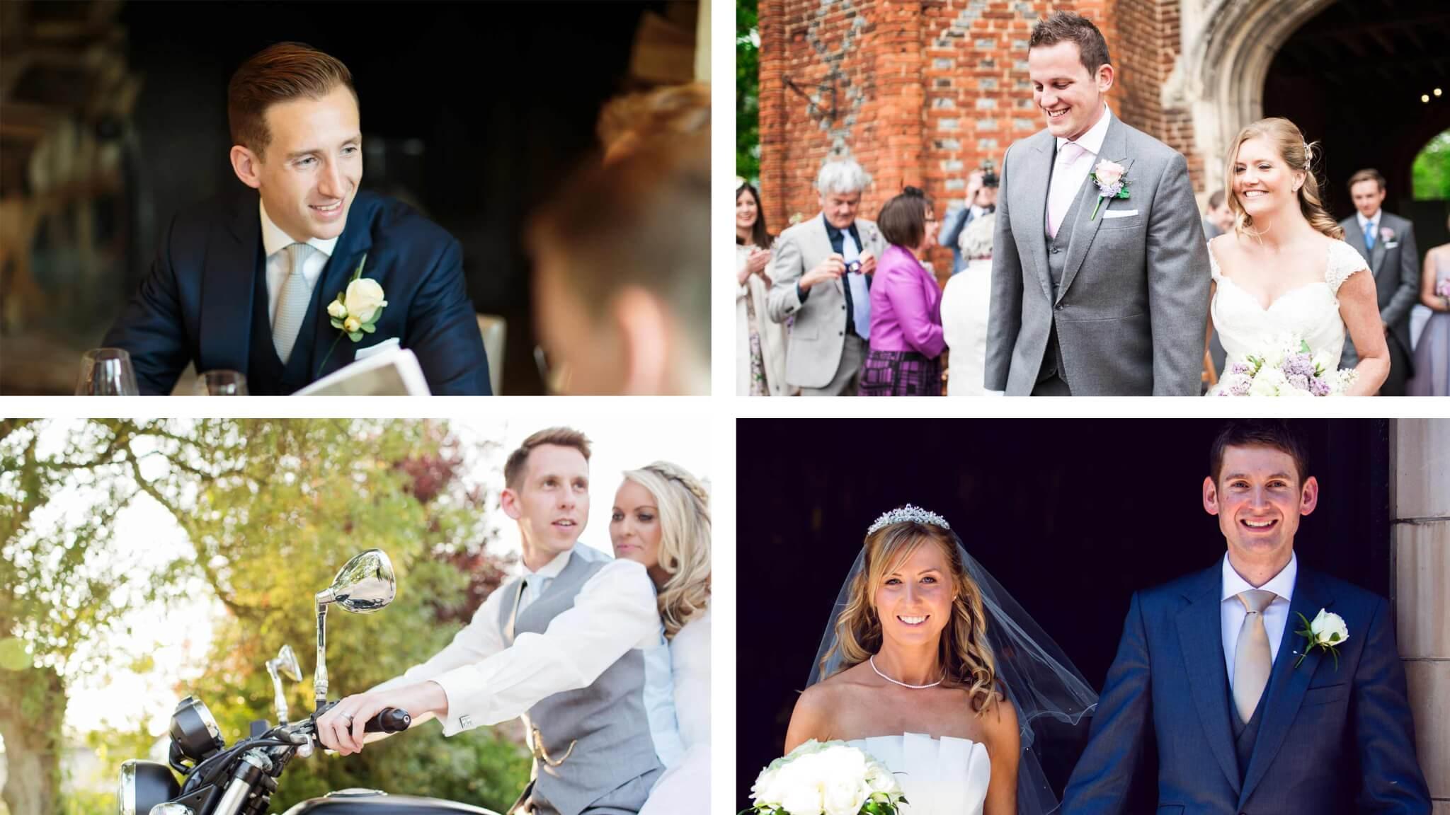 Savile Row Bespoke Wedding Suits