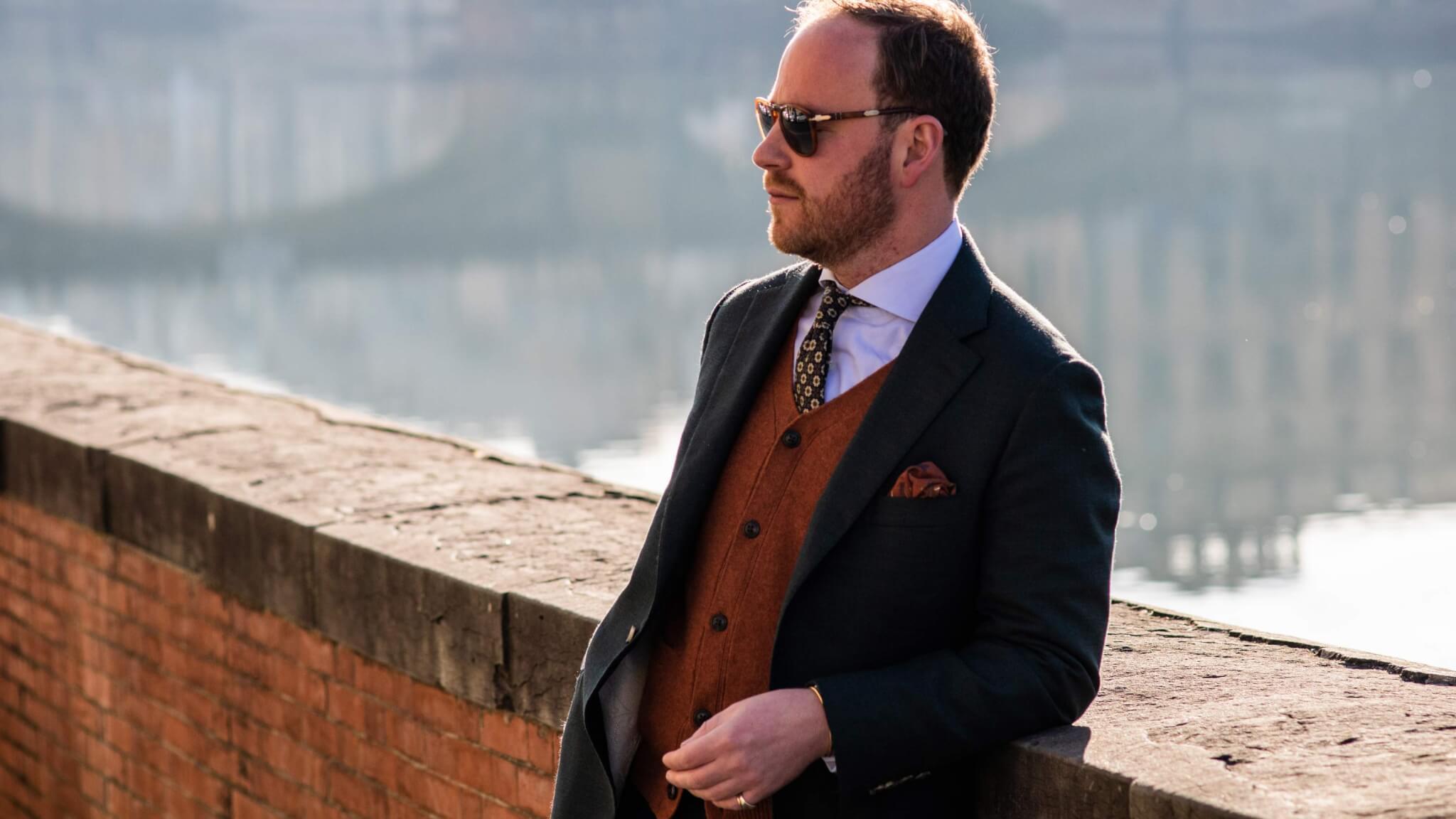 Bespoke Waistcoat & Jacket