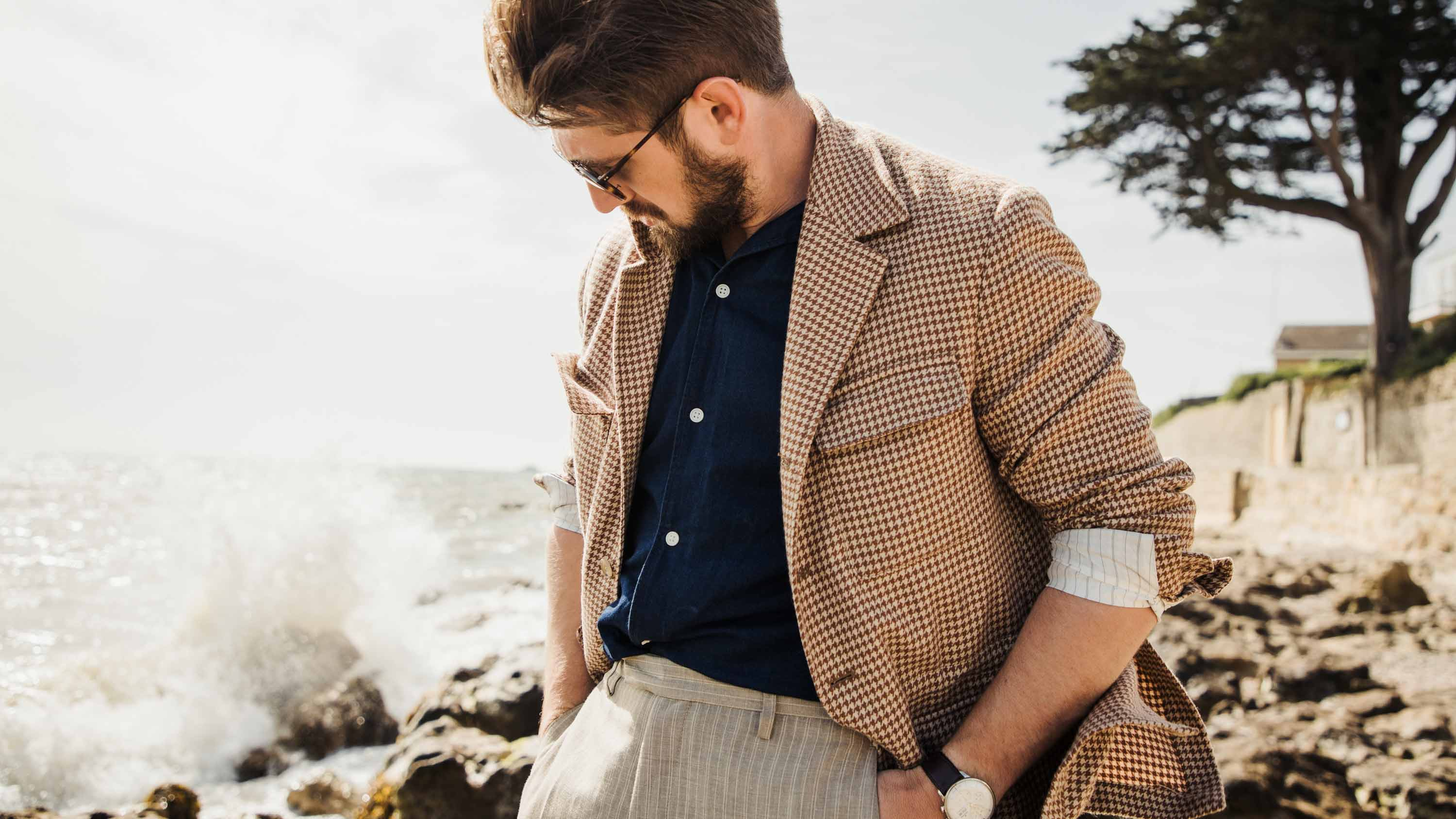 Tailored Safari Jacket