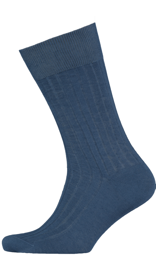 menswear-socks-cotton-teal-1