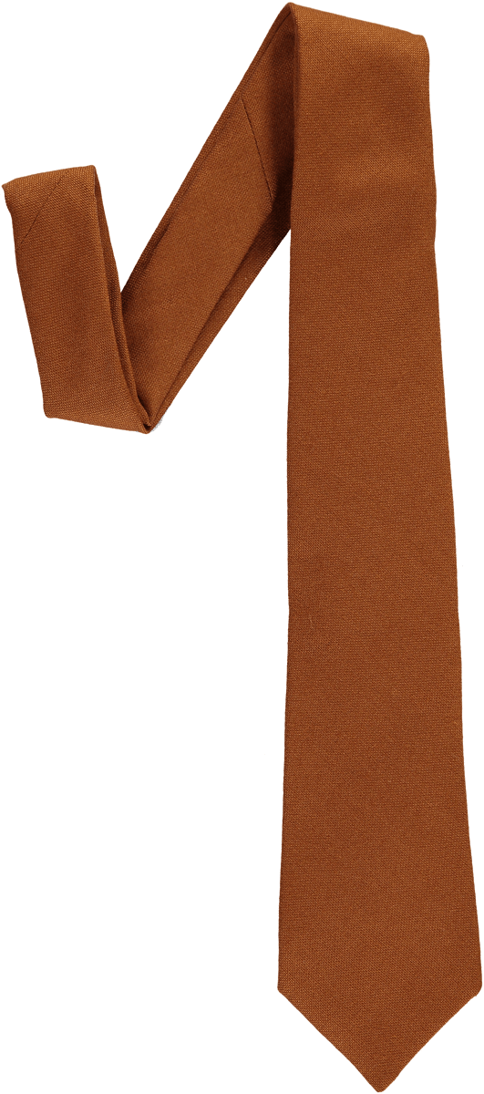 Menswear Accessories Tie Gainsborough Wool Rust 2