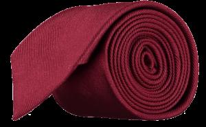 Cad & The Dandy Silk Twill Tie in Wine
