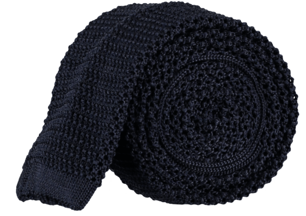 menswear-accessories-unlined-knitted-tie-black-1