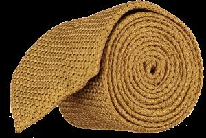 Cad & The Dandy Grendine Tie in Gold