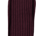 menswear-socks-cotton-ribbed-burgundy-2