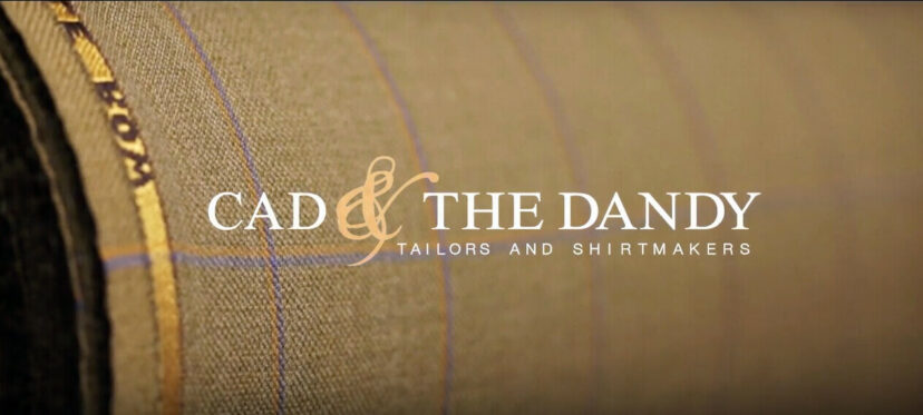 Cad & The Dandy House Tweed Cloth Video