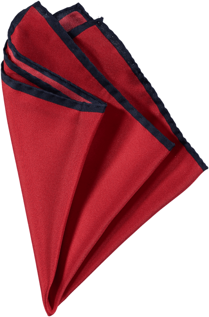 menswear-accessories-silk-pocket-square-red-navy-plain-1