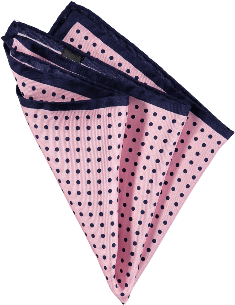 menswear-accessories-silk-pocket-square-pink-navy-spots-1