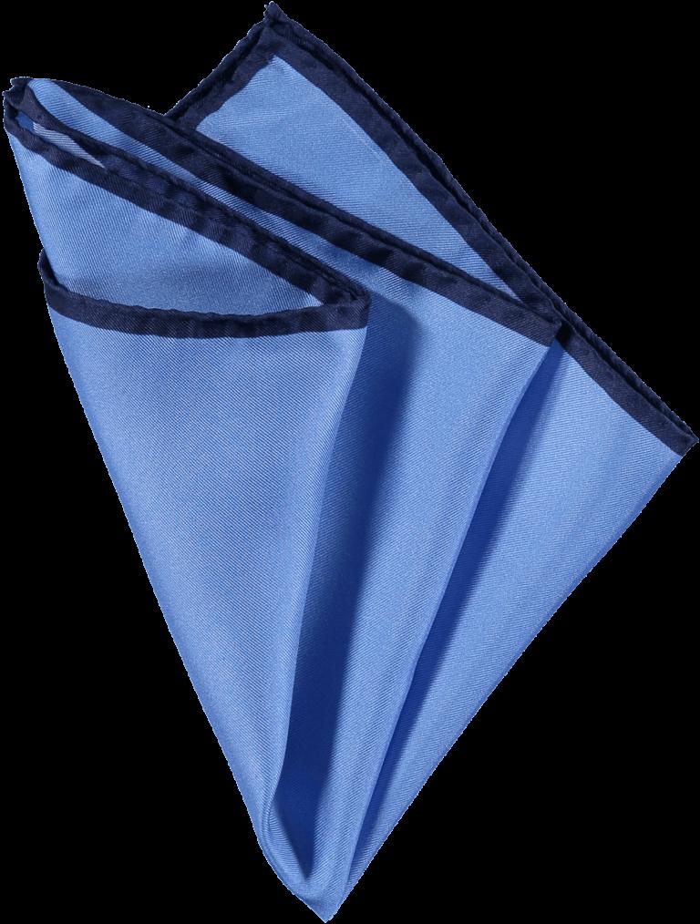 menswear-accessories-silk-pocket-square-sky-blue-navy-plain-1