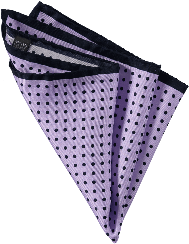 menswear-accessories-silk-pocket-square-lilac-navy-spots-1