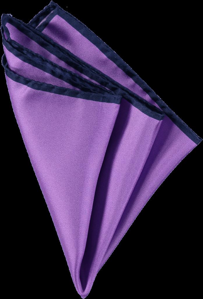 menswear-accessories-silk-pocket-square-purple-navy-plain-1