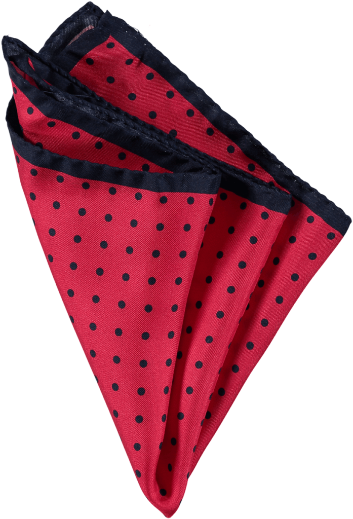 menswear-accessories-silk-pocket-square-red-navy-spots-1