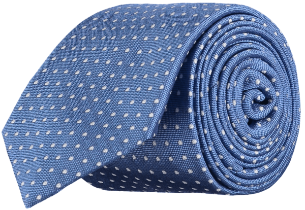 spotted-silk-tie-blue-white