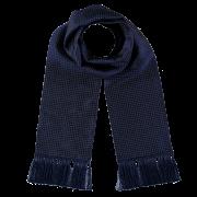 silk-dress-scarf-navy-white-spots