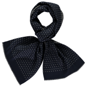 wool-scarf-spotted-blue-grey