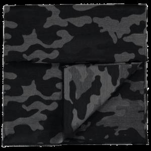 wool-scarf-camo-black-grey-detail