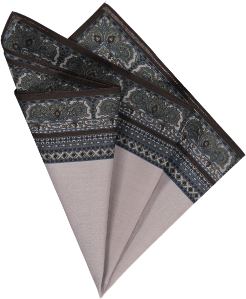 cotton-pocket-square-buff-paisley-border