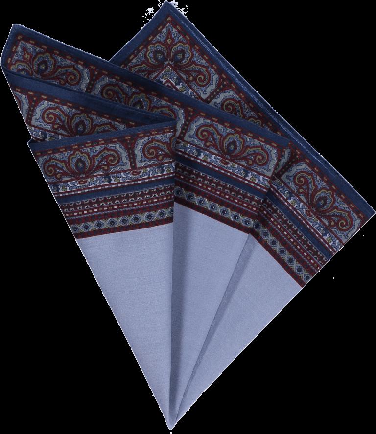 cotton-pocket-square-blue-paisley-border