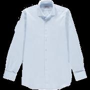 blue-slim-fit-cotton-shirt-front
