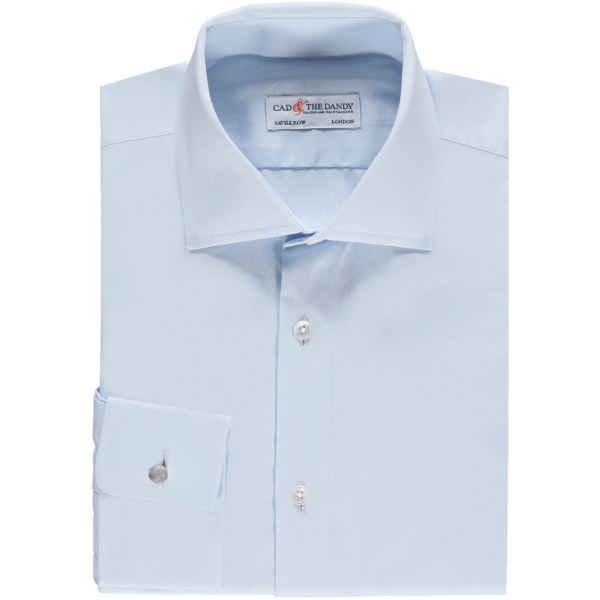 blue-slim-fit-cotton-shirt