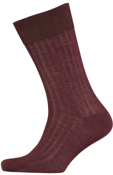 mens-cotton-socks-bordeaux
