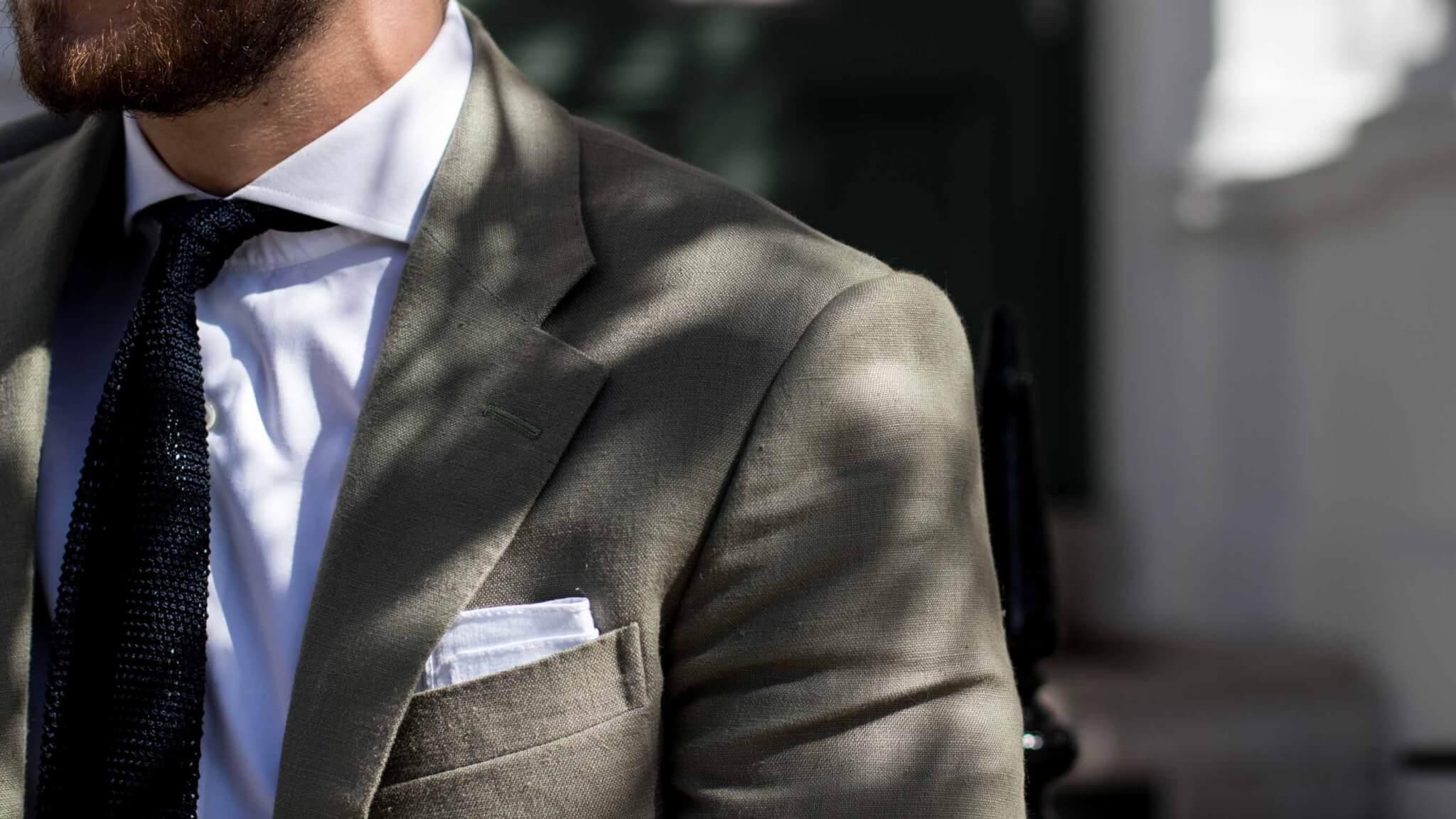 winter suit cloths