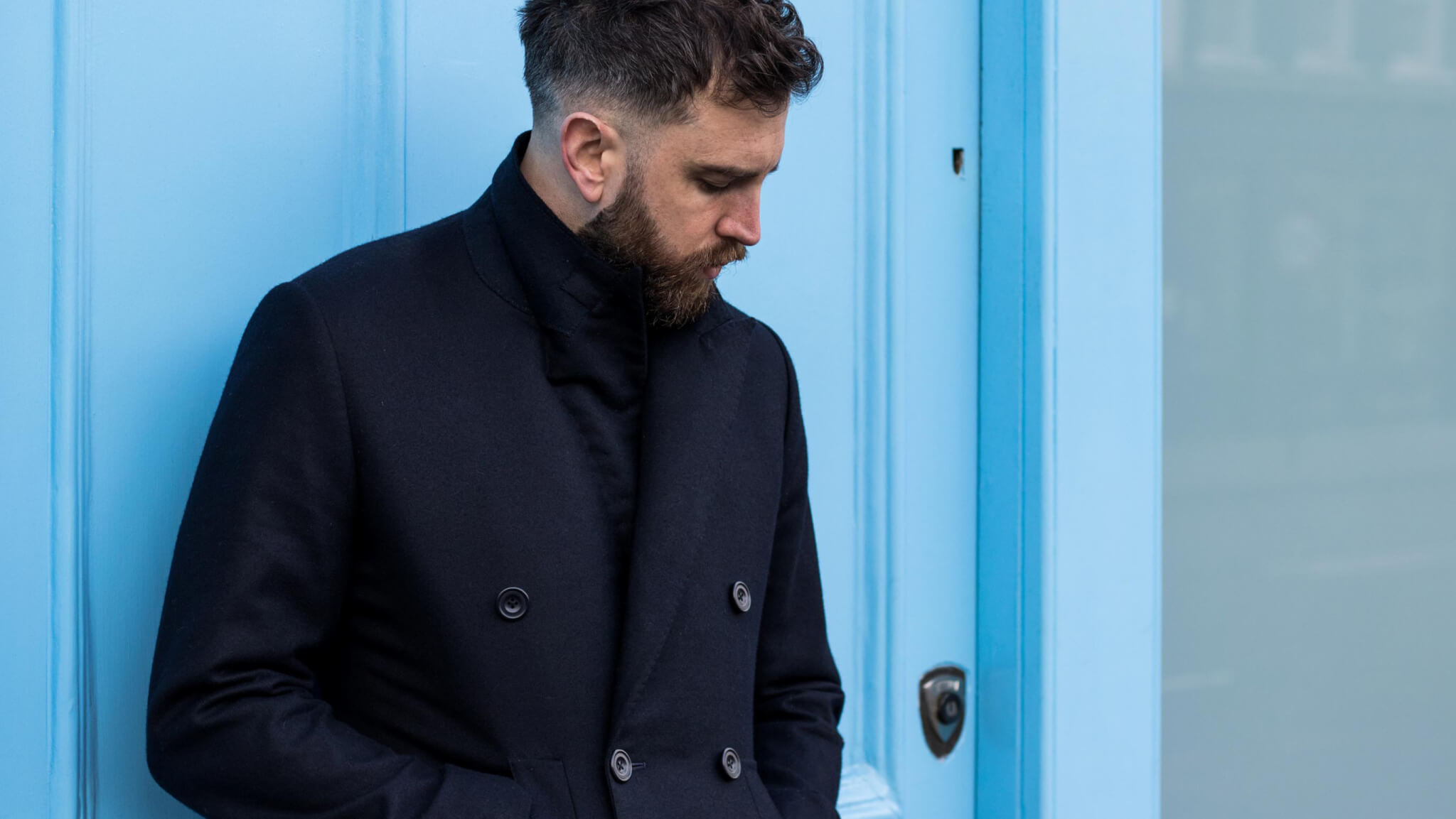 Bespoke Overcoat Savile Row